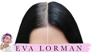 Как правильно окрашивать седые волосы! Что такое Мордансаж! Какая Краска для седых волос лучше?
