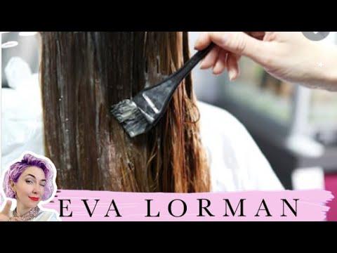 Окрашивание-Волос-От-и-До-Хной-Просто-и-быстро-Индийская-хна-ева-лорман