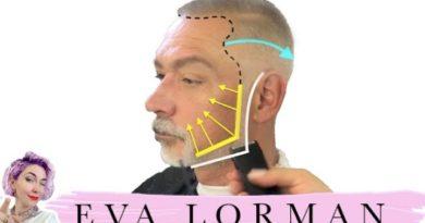 Как-стричь-МУЖСКИЕ-СТРИЖКИ-Уроки-стрижек-Как-подстричь-усы-и-бороду-Пошагово-Ева-Лорман
